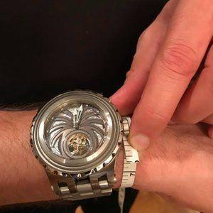 Invicta Reserve Tourbillon Spider 52mm Men's Watch